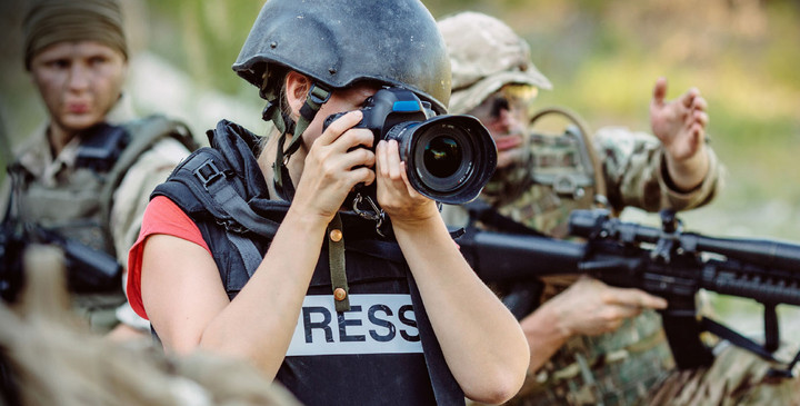 IFJ & battleface insurance for journalists