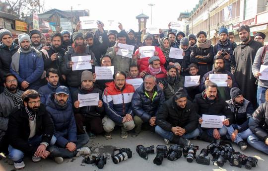 مقبوضہ کشمیر میں30سال میں 19صحافی جاں بحق