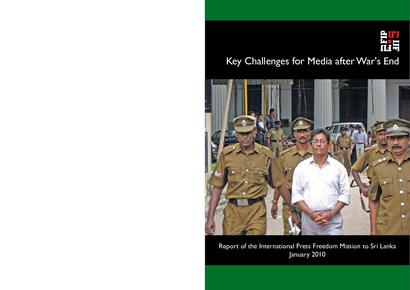 Key Challenges for Media after War's End