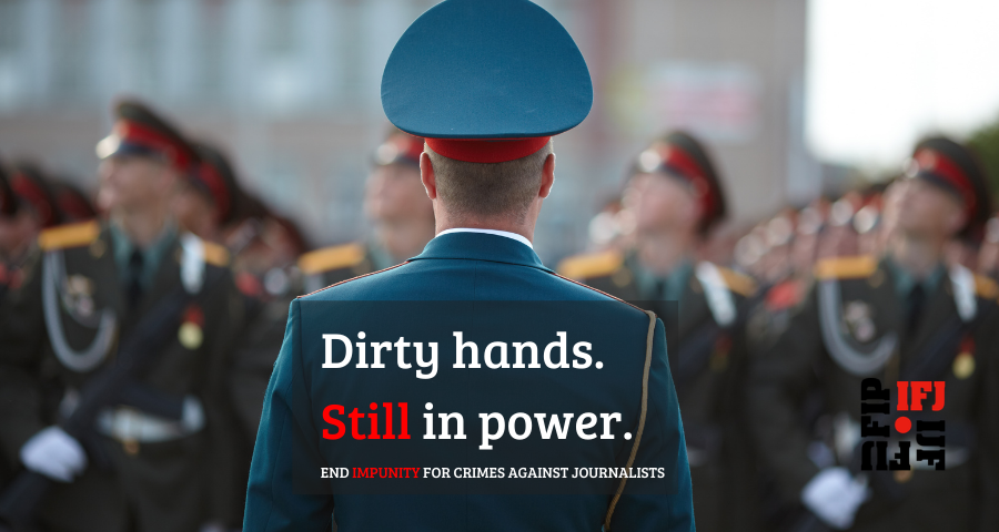 Russia Ifj Calls On Russian Government To End Impunity For Crimes Against Journalists Fip
