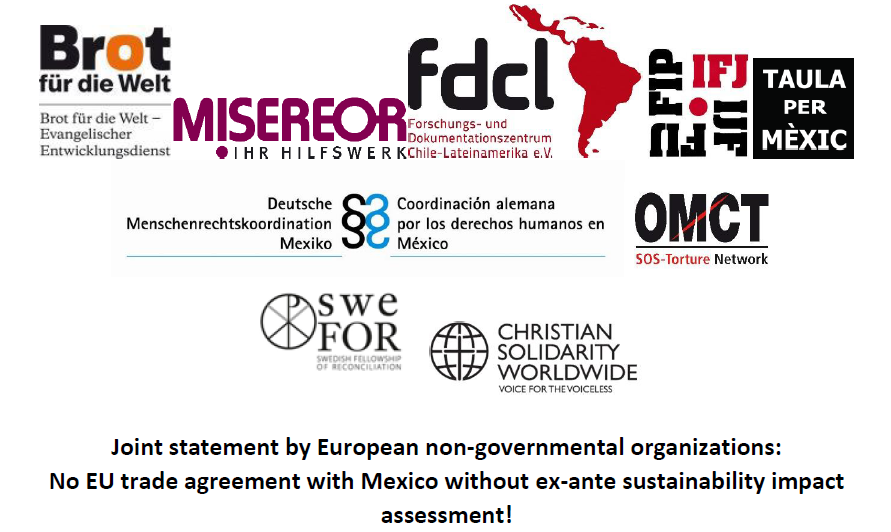No eu trade agreement with mexico without ex ante sustainability no eu trade agreement with mexico without ex ante sustainability impact assessment platinumwayz